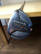 Taylormade V Steel 15° 3 Wood, Regular Graphite Shaft.
