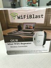 WiFiBlast range extender - mini wifi repeater for wireless connection
