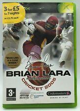Brian Lara International Cricket 2005 XBOX with Manual - Free Post
