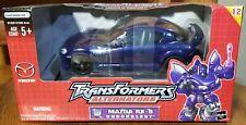Transformers Alternators #12 Shockblast Mazda RX-8 (Shockwave) NEW MISB