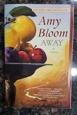 Away: A Novel by Amy Bloom Jewish Immigrant Historical, Paperback, English, NEW