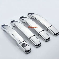 Chrome Door Handle Cover Trim Kit For Chevrolet Cruze 2010-2014
