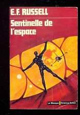 Masque SF 11 Eric Frank RUSSELL Sentinelle de l'espace 1974 EO