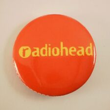 Radiohead button promo pinback badge pin Capitol Records © 1993 Official