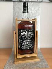 Jack Daniel's Cradle with Jack Daniels 3,0 Litre 43 % Black Label - full sealed
