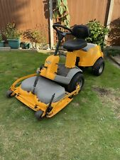 More details for stiga park compact ride on mower,  95cm mulching deck , just serviced ,lawnmower