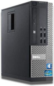 Optiplex Dell Intel i7-2600 Quad Core 16GB RAM 240GB SSD + 1TB HDD WiFi Win 10