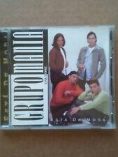 Está de Moda by Grupo Manía (CD, Dec-1996, Sony Music Distribution (USA))
