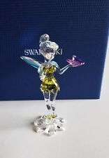 Swarovski Crystal, Disney Tinker Bell with Butterfly,  Art No 5282930