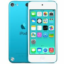 NEW Apple iPod touch 5th Generation Blue 64 GB MP3 MP4 Player - 90 Days Warranty
