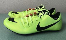 Nike Zoom Ja Fly 3 OC Rio Volt Pink Black Mens Sz 10 Track & Field Spikes NEW!!!