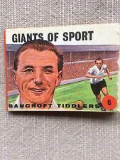Vintage Bancroft Tiddlers Giants Of Sport Book 6