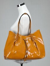 Ladies Tote bag- Woman bag - Shoulder Purse Handbag Shopper- Faux Patent leather