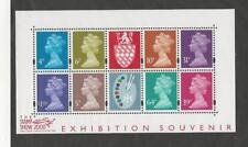 Great Britain, Postage Stamp, #MH279a Sheet Mint NH, JFZ