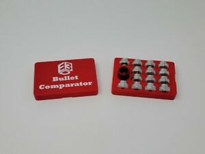 Hornady 14 Gauge Bullet/OGive Gauge Comparator Kit Organizer/Holder *Magnetic*🧲