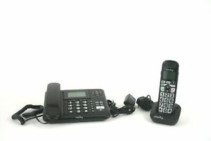 Clarity E713CC Amplified Corded/Cordless Combo with Answering Machine