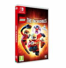 LEGO The Incredibles Nintendo SWITCH NSW NEW Release Pre-Order FREE UK Delivery