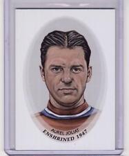 AUREL JOLIAT 10/11 ITG Enshrined Induction Year 1947 #d /175 SP Canadiens Card