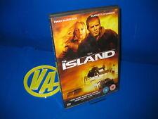 Pelicula EN DVD THE ISLAND-region 2 -edicion UK-dvd en Ingles
