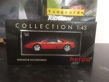 Herpa Ferrari 348 TS Red 1/43 MIB Resin