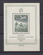 POLEN Block 13 postfrisch/** (MNH) - € 45
