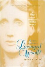 Who's Afraid of Leonard Woolf?: A Case for the Sanity of Virginia Woolf