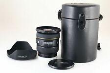 [B V.Good] MINOLTA AF 17-35mm f/3.5 G Zoom Lens for Sony A Mount From JAPAN 5677