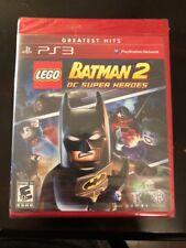 LEGO Batman 2: DC Super Heroes (Sony PlayStation 3, 2012)