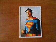 FIGURINA SUPERMAN n.27  ED.PANINI 1978 - COMPLETA DI VELINA