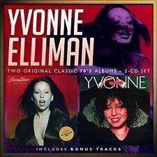 Yvonne Elliman - Night Flight / Yvonne [New CD] UK - Import