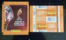 Panini Womens EURO 2017 Sticker Packet