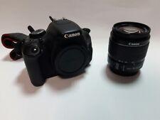 Canon EOS Rebel T3i / EOS 600D 18.0MP Digital SLR Camera - Black (Kit 18-55mm)✨