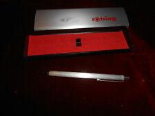antica ROTRING matita portamine Argento/0.5mm  ANNI 70/80 VINTAGE