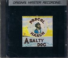 Procol Harum A Salty Dog MFSL SILVER (ALU) CD mfcd 823 NUOVO OVP SEALED
