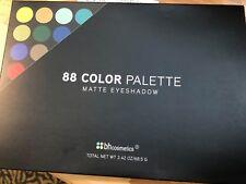 BH Cosmetics 88 Color Matte Eyeshadow Palette Brand New 100% Genuine!