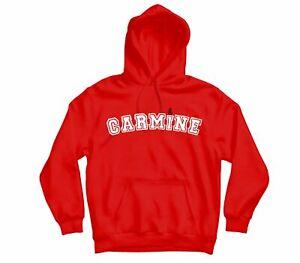 Carmine 6 Hoodie
