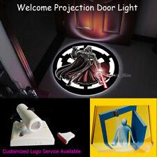 Star Wars Darth Vader Logo Home Door LED Light Wireless Welcome Laser Projector