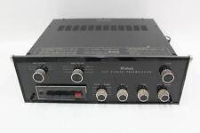 MCINTOSH C27 Vintage Precision Stereo Equalizer Control Preamplifier Black
