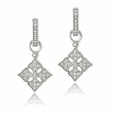 Drop/Dangle Sterling Silver Fine Earrings