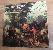 LP 33 tours Beethoven trios Isaac Stern Leonard Rose Eugene Istomin NM *