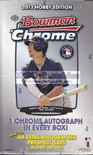 Bowman Baseball Cards