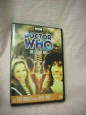 Doctor Who - The Leisure Hive (DVD, 2005) Tom Baker years 1974 - 1981
