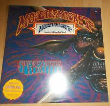 MONSTER MAGNET – Superjudge-LP-Limited Edition-RED VINYL-SEALED 1993