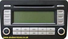 VW Refurbished Stereo Radio CD - RCD 500 RCD500 BVX