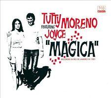 TUTTY MORENO (feat. JOYCE) Magica CD Far Out Recordings