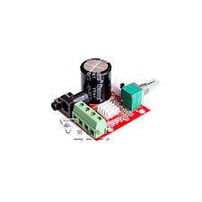 12V 2X10W Hi-Fi PAM8610 Audio Stereo Amplifier Board Module Dual D Class Channel