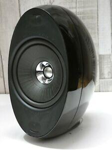 1 X KEF KHT 3001 GLOSS BLACK HOME CINEMA THEATRE SURROUND SOUND LOUDSPEAKER