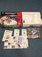Nintendo 64 für  N64 Konsole Nur OVP