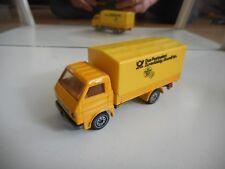 "Siku MAN - VW ""Das Post Pakket"" in Yellow"