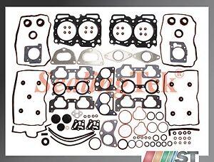 Fit 04-09 Subaru 2.5 SOHC EJ251 EJ252 EJ253 Engine Cylinder Head Gasket Set EJ25